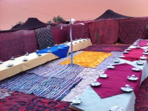 Marhaba Camp, Camel & Sandboarding, Zelt-Lodges  Merzouga - big - 93
