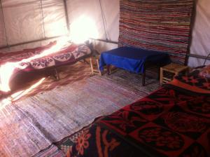 Marhaba Camp, Camel & Sandboarding, Zelt-Lodges  Merzouga - big - 5