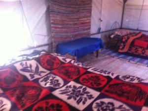 Marhaba Camp, Camel & Sandboarding, Zelt-Lodges  Merzouga - big - 4