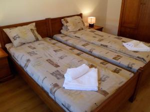 Cedar Lodge 3/4 Self-Catering Apartments, Apartments  Bansko - big - 19