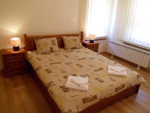 Cedar Lodge 3/4 Self-Catering Apartments, Apartments  Bansko - big - 20