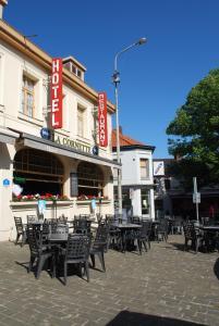 Hotel de la Cornette