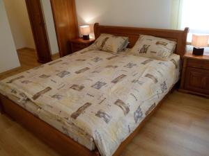 Cedar Lodge 3/4 Self-Catering Apartments, Apartments  Bansko - big - 41