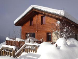 Chalet Les Melezes Sud - Accommodation - Peisey-Vallandry