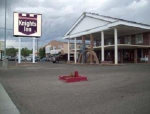 Nearby hotel : Knights Inn Wendover