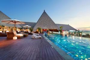 The Kuta Beach Heritage Hotel