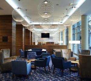 Отель Hampton by Hilton Профсоюзная - фото 17