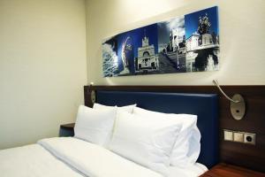 Отель Hampton by Hilton Профсоюзная - фото 22