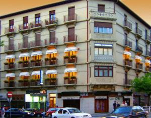 A picture of Hostal Navarra