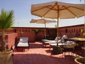 萨达里亚德科尔酒店 (Riad Ker Saada)