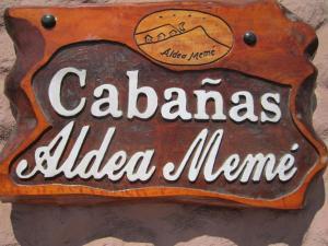 Cabañas Aldea Memé