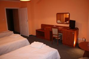 Hotel-Restauracja Spichlerz, Hotels  Stargard - big - 41