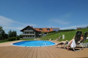 Ferienappartements Fronhof