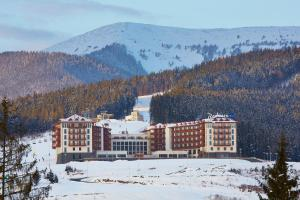Курортный отель Radisson Blu Resort Bukovel - фото 7