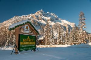 obrázek - Banff Rocky Mountain Resort