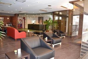 Frame Hotel Sapporo, Hotel low cost  Sapporo - big - 63
