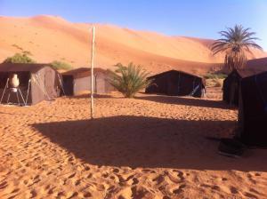 Marhaba Camp, Camel & Sandboarding, Zelt-Lodges  Merzouga - big - 84