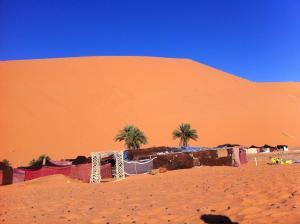 Marhaba Camp, Camel & Sandboarding, Zelt-Lodges  Merzouga - big - 83