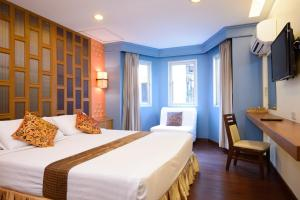 Golden House, Hotel  Bangkok - big - 14
