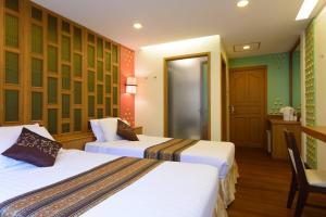 Golden House, Hotel  Bangkok - big - 10