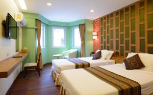 Golden House, Hotel  Bangkok - big - 13