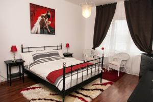 Premium Apartment- RedBed Self-Catering, Бухарест