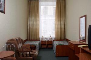 Отель Респекталь - фото 6