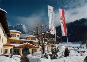 Hotel Vitaloase zu den drei Brüdern - Unken