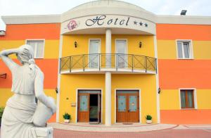 Hôtel proche : Hotel All'Antico Guerriero