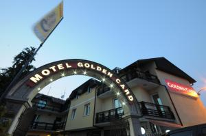 Golden Card Motel