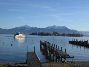 Hotel Pension Lindenhof, Penzióny  Prien am Chiemsee - big - 48