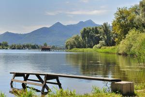 Zum Fischer am See, Pensionen  Prien am Chiemsee - big - 24