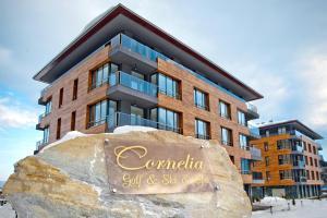 Cornelia Boutique & SPA, Apartmánové hotely  Bansko - big - 44