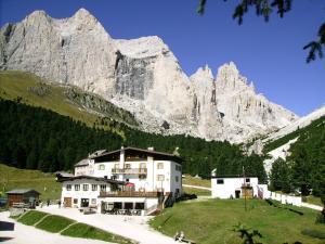 obrázek - Rifugio Gardeccia Hütte