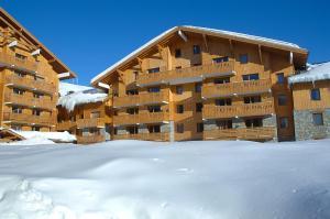 Sun Valley Apartments - Chalet - La Plagne