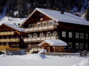 Ferienbauernhof - Berger