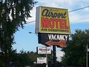 obrázek - Airport Motel
