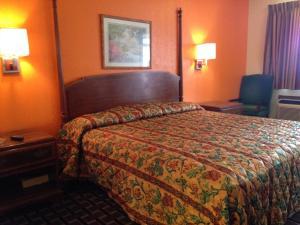 Budget Inn of OKC, Motely  Oklahoma City - big - 26