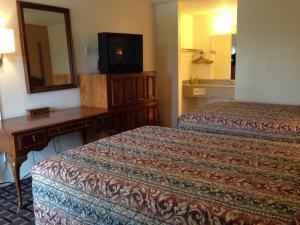 Budget Inn of OKC, Motely  Oklahoma City - big - 17