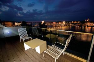 Lanchid 19 Design Hotel(Budapest)