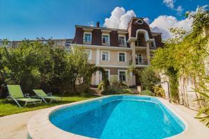 Hotel Kashtanovyy Osobnyak, Hotely  Yalta - big - 1