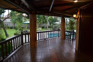 DM Residente Rina Resort, Rezorty  Angeles - big - 32