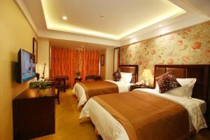 JAHO Forstar Hotel Wenshuyuan Branch, Отели  Чэнду - big - 8