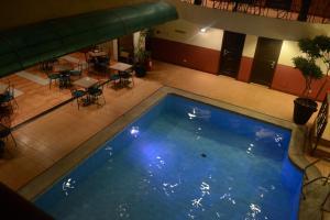 DM Residente Hotel Inns & Villas, Hotels  Angeles - big - 94