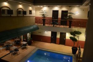 DM Residente Hotel Inns & Villas, Hotels  Angeles - big - 95