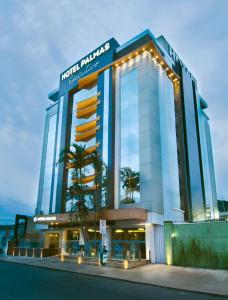 Балнеариу-Камбориу - Hotel Palmas Executivo