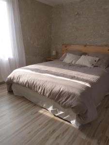 Chambres d'hôtes Le Cartounier, Bed and breakfasts  Pinel-Hauterive - big - 9