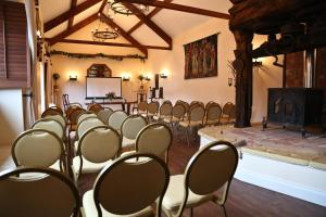 Muddifords Court Country House, Bed & Breakfasts  Cullompton - big - 26