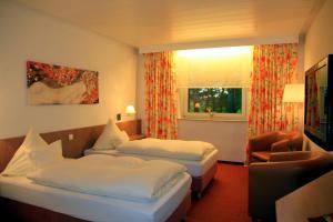 Hotel am Springhorstsee, Отели  Гроссбургведель - big - 8
