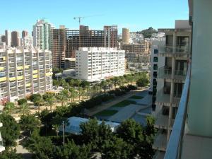 Cala Alta, Apartments  Cala de Finestrat - big - 7